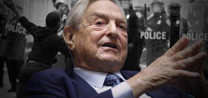 CONFIRMED: George Soros Funds The Caravan's Parent Group And Caravan Spokeswoman's Employer