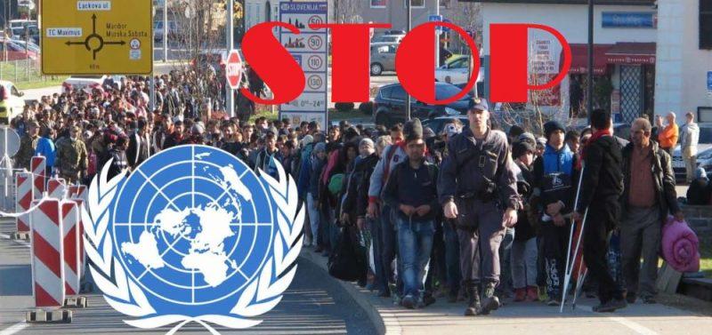 UN Migration Pact: Europe & Ireland