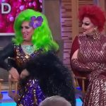 SICK: Morning television show celebrates 11-year old drag queen.