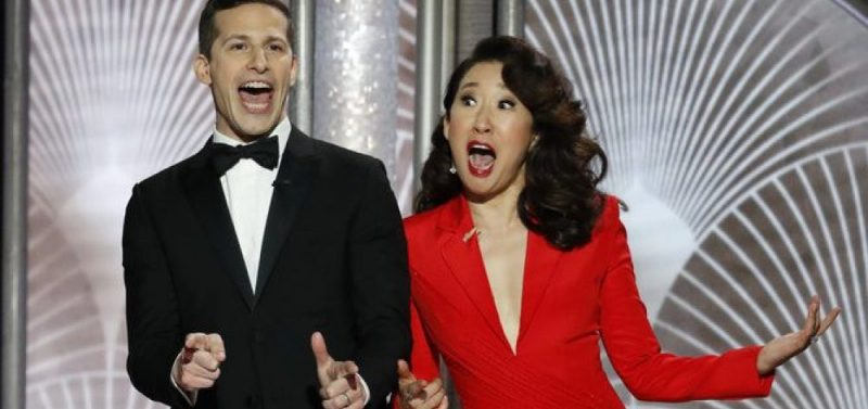 PEDOPHILE SIGNALING at the Golden Globes: HOLLYWOOD Doubles Down