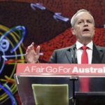 SCUM: Bill Shorten pledges $500 million to UN and confirms Labor will increase refugee intake