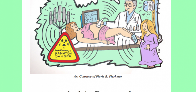 """""""NEW BOOK"""" The Dark Side of Prenatal Ultrasound and the Dangers of Non-Ionizing Radiation"""