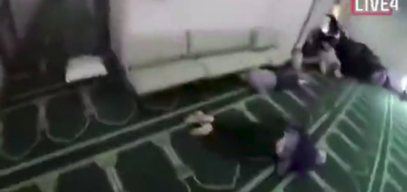 """This Pile of """"Bodies"""" Proves the Mosque Shooting Was a Total Hoax"""