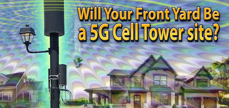The Race Towards Extinction: Climate Change versus the 5G Microwave Technology Roll Out