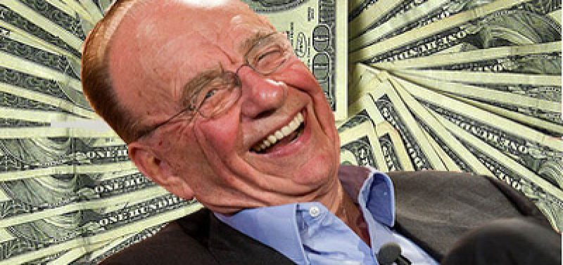 Murdoch media group's influence on vaccination policy in Australia / conflicts of interest