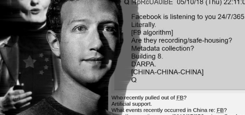 Letter from Alleged Insider Claims Zuckerberg Did NOT Create Facebook and is a Frontman for Military Intelligence