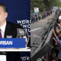 Hungary's PM: We don't see these people as refugees, we see them as Muslim invaders