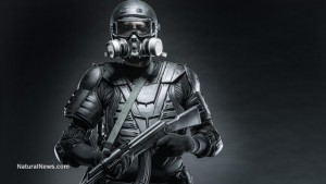 Armored-Soldier-Gas-Mask-Military-Police-Swat