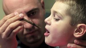 Cannabis-oil-boy