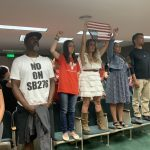 Protesting Parents Halt California SB276 Hearing
