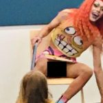 Drag Queen Who Performs at Strip Clubs, Flashes Children During Story Hour