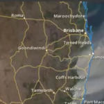 Oz Fires Burning Upwind And Fire Info For NSW and Qld