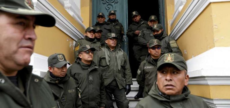 Willing Accomplices: Western Media Support for CIA Coup in Bolivia