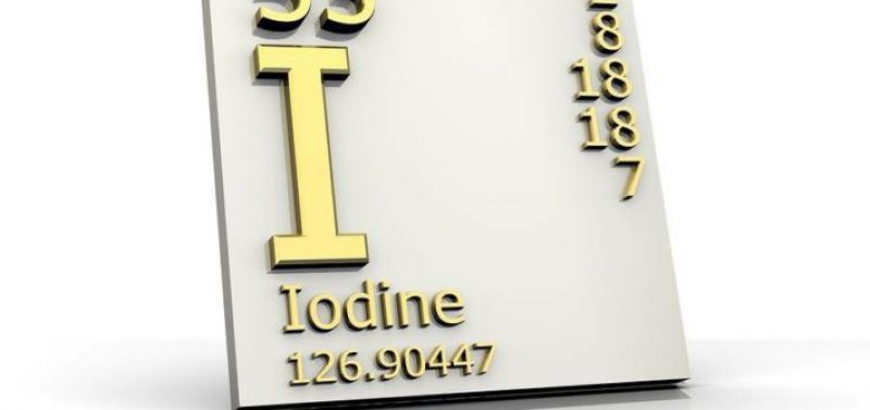 Iodine Deficiency 2019: The Disaster Continues