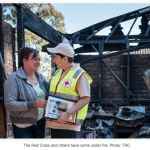 Bushfire donations: Where is the money?