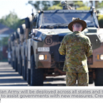 Coronavirus in Australia: Army called in to help enforce strict new quarantine rules