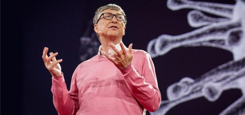 Did Bill Gates Just Reveal The Reason Behind The Lock-Downs?