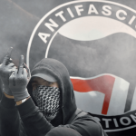 United Nations Just Shared The Flag Of Antifa – Defund The U.N.