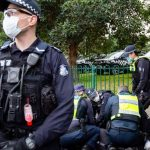 Police raid, arrest anti-lockdown protest organisers