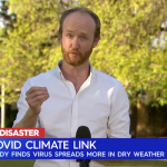 Australian Lamestream Media Morons Link COVID-19 To Climate Change And Dry Air