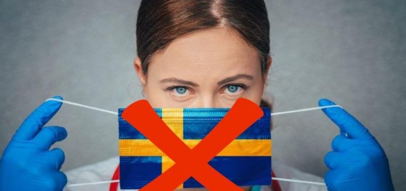 Netherlands Refuses To Mandate Face Masks & Sweden Says They Are 'Pointless'