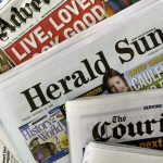 News Corp Australia has a serious conflict of interest in regards to its coverage of the current coronavirus situation