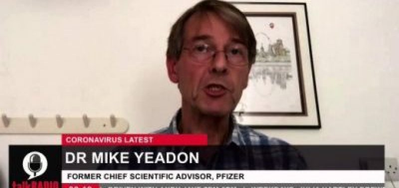 "Chief Science Officer for Pfizer Says ""Second Wave"" Faked on False-Positive COVID Tests, ""Pandemic Is Over"""