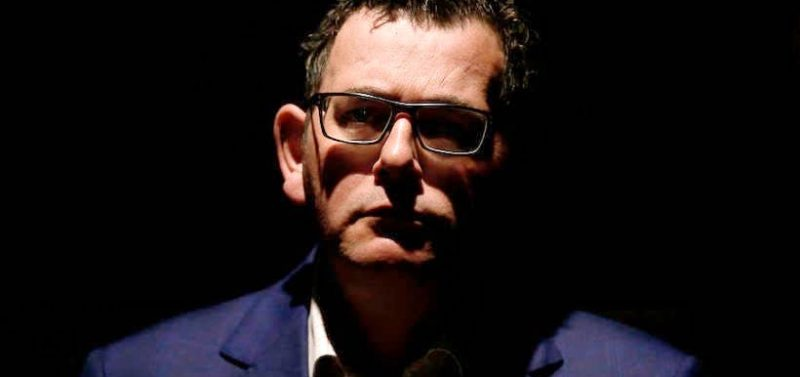 Daniel Andrews' plan for indefinite detention – and more