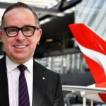 """NO JAB NO FLY"" a message from a Qantas employee"