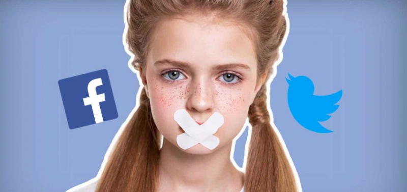 If Big Tech Can Ban Political Views So Easily, Why Is Child Porn Rife On Their Platforms?