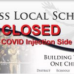 Entire School District in Ohio Cancels Classes After Too Many School Staff Have Negative Reactions to the Experimental COVID mRNA Injections