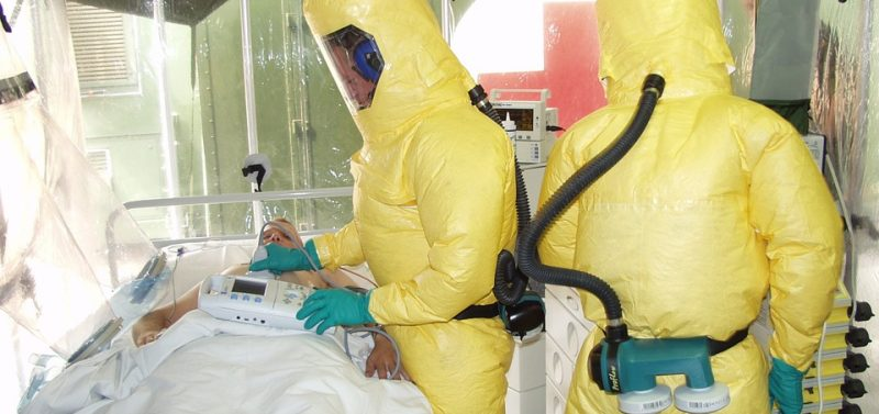 Ebola: the new fake outbreak