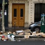 Shocking Images Show World Famous City Paris Has Become A Garbage Dump