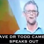 "Dr Todd Cameron talks about the ""gag order"" put in place by the TGA and AHPRA."