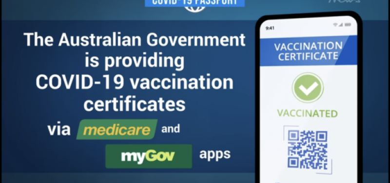 Vaccine Passport First Step to Chinese Style Social Credit System. It's Almost Here.