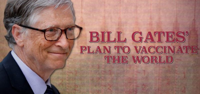 Bill Gates Funded The Creation Of A 'Vaccine Passport' Years Before The Covid Pandemic