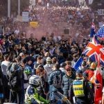 Australians say 'no more': Mass freedom protests staged in capital cities