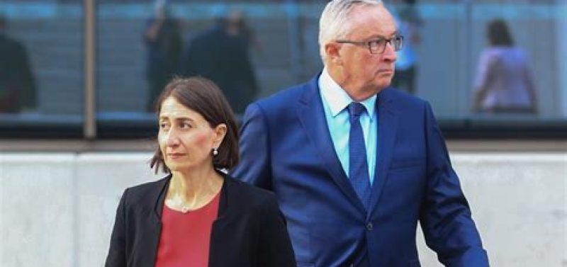 Gladys Berejiklian has 'lost control of reality': Alan Jones