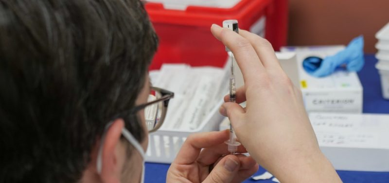 5,522 people have died within 28 days of having a Covid-19 Vaccine in Scotland according to Public Health Scotland