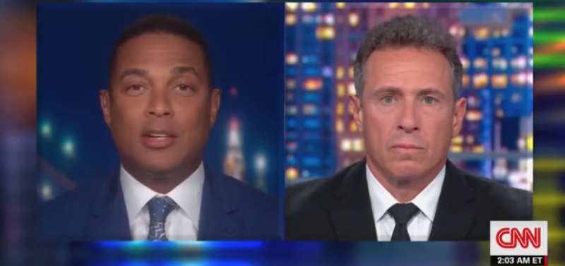 CNN just declared that unvaccinated people should be starved to death