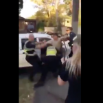 AUSTRALIAN POLICE ARE NOW JUST CRIMINAL GANGS OF THUGS