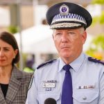 NSW Police Commissioner admits increased enforcement is not based on health orders