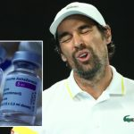 'I cannot practice, I cannot play': Tennis ace ends season, he regrets taking the Covid vaccine