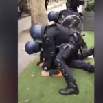 Police State Thugs brutally crack down on Melbourne protesters