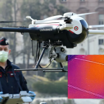 """""""Medical Drones"""" Deployed Over Italian Beaches Search For Feverish People"""