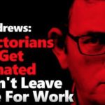 Dictator Andrews announces COVID-19 vaccine mandate for all Victorian authorised workers